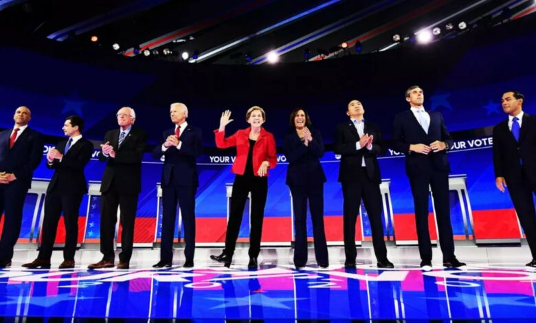 Photo of Chi sfiderà Trump? Al via le primarie dei democratici