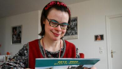 Photo of Chi è Éléonore Laloux, la prima candidata con la sindrome di Down nella storia della Francia
