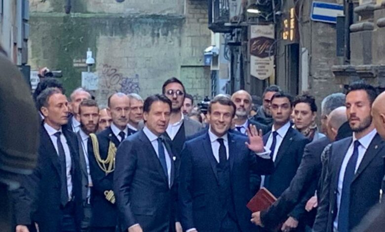"Photo of Conte e Macron firmano il ""Patto di Napoli"" su difesa, migranti e mobilità"