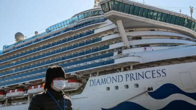 Photo of Coronavirus, positivo un italiano sulla Diamond Princess