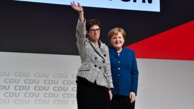 Photo of Germania, il passo indietro di Kramp-Karrenbauer: «Non sarò l'erede della Merkel»