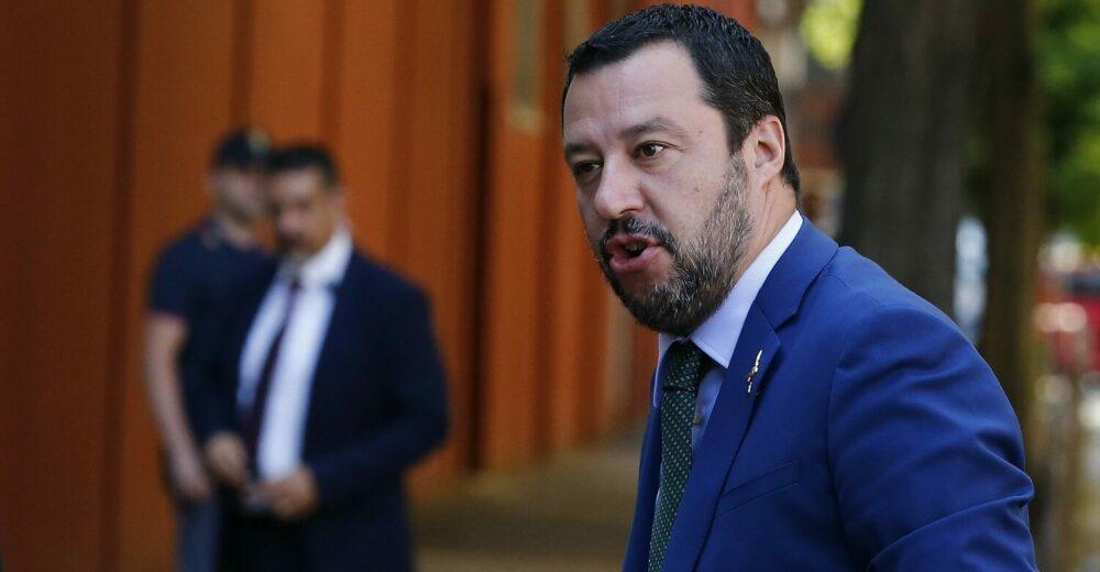 L'ipotesi del governo di unità nazionale di Salvini è già naufragata