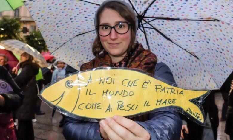 Photo of Le sardine suggeriscono l'agenda politica a Conte: «Sud, sicurezza e dignità»