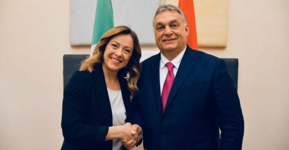 Conte riceve a P.Chigi primo ministro ungherese Orban