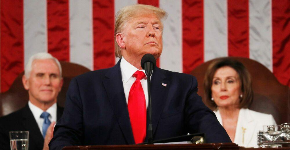 Trump è stato assolto nel processo di impeachment