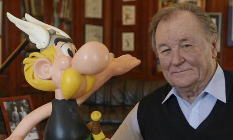 Photo of Addio ad Albert Uderzo, papà di Asterix e Obelix