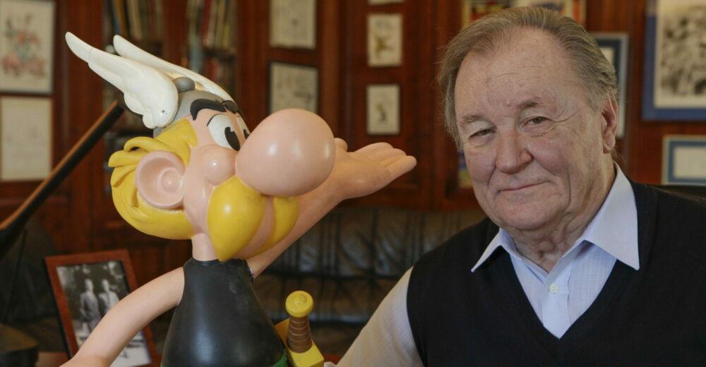 Addio ad Albert Uderzo, papà di Asterix e Obelix