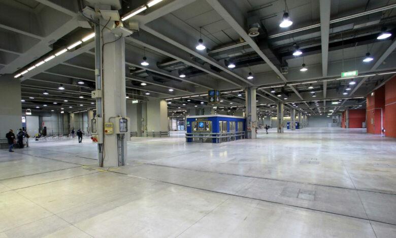 Photo of Come sarà l'ospedale in costruzione alla fiera di Milano