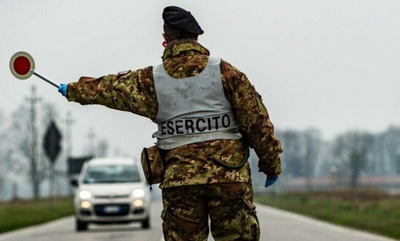 Photo of Coronavirus, arriva l'esercito per intensificare i controlli nelle città