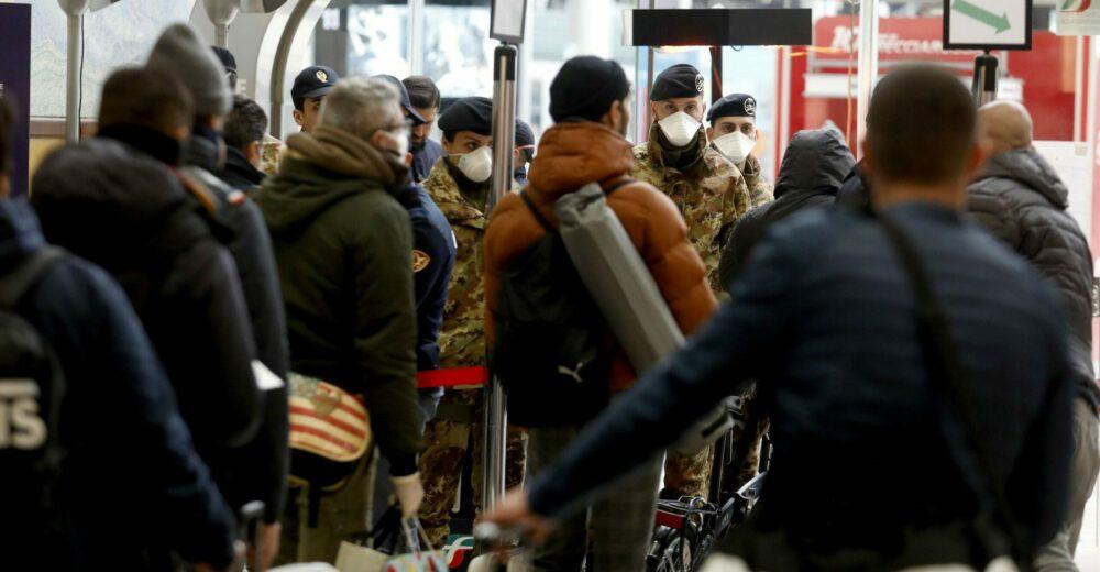 Coronavirus, nuova fuga verso sud: il governo blocca i treni notturni