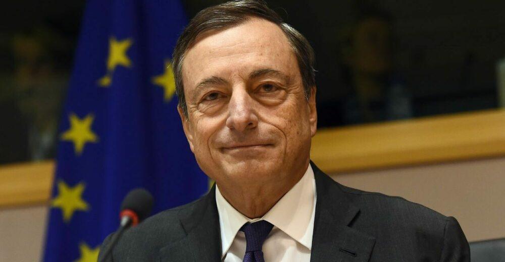 Cos'ha detto Mario Draghi sulla risposta europea al coronavirus