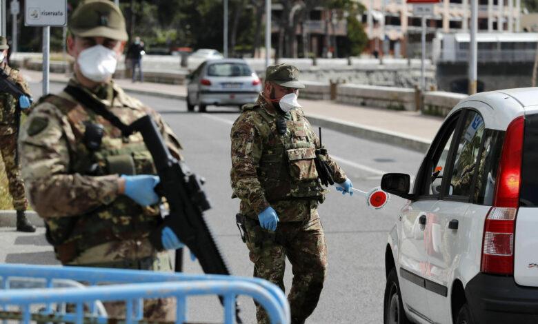 Photo of Frontiere chiuse in Europa: così il coronavirus sospende Schengen