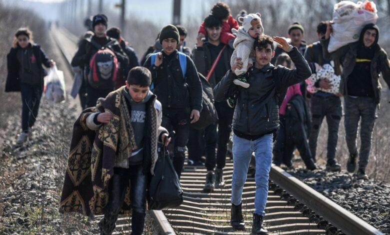 Photo of Il muro della Grecia contro i profughi siriani