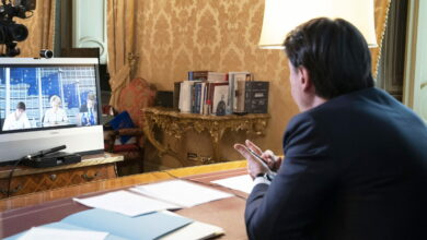 Photo of L'Ue si spacca sui coronabond: la lettera di Conte contro il fronte rigorista