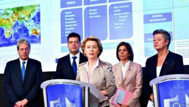 Photo of L'apertura dell'Ue: «Massima flessibilità su aiuti di Stato e patto di stabilità»