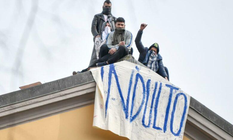 Photo of La rivolta nelle carceri dopo le restrizioni dovute al coronavirus