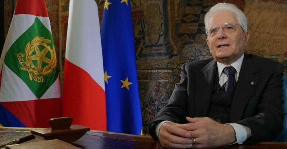 Mattarella all'Europa: «L'Italia attende solidarietà, non ostacoli»
