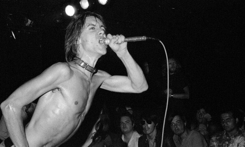 """Photo of """"Punk"""", arriva in Italia il docu-film di Iggy Pop"""
