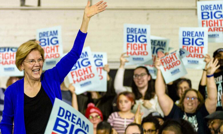 Photo of Usa 2020, anche Elizabeth Warren si ritira. A sfidare Trump restano solo Biden e Sanders