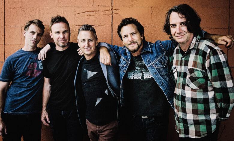Photo of I Pearl Jam in cerca «di un luogo dove Trump non abbia fatto danni»