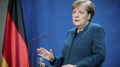 Photo of Coronavirus, Merkel boccia gli eurobond: «Ci sono altri strumenti»