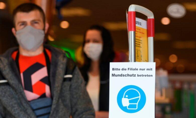Photo of Coronavirus, la Germania riparte e sale l'indice di contagio