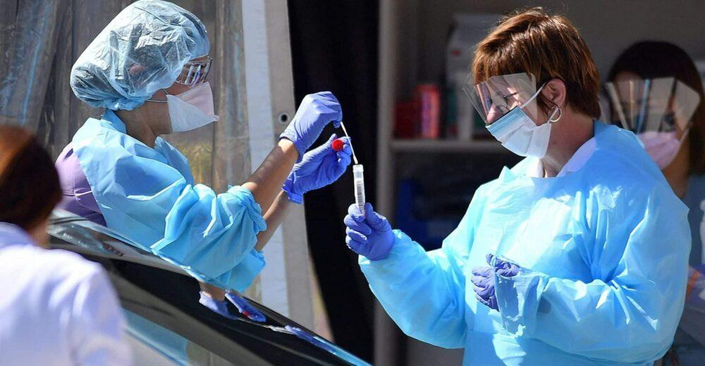 Coronavirus, qual è il numero delle persone testate in Italia?