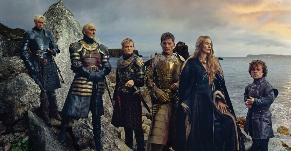 George R. R. Martin e la Guerra delle Due Rose: la genealogia dei protagonisti di Game of Thrones