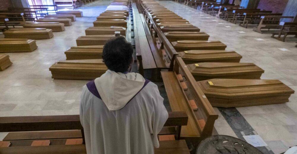 In Italia il numero dei morti per coronavirus sottostimato