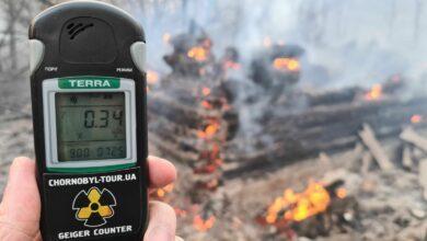 Photo of Incendio a Chernobyl, torna l'incubo radiazioni