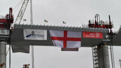 Photo of Genova celebra il nuovo ponte: «Modello per l'Italia che si rialza»