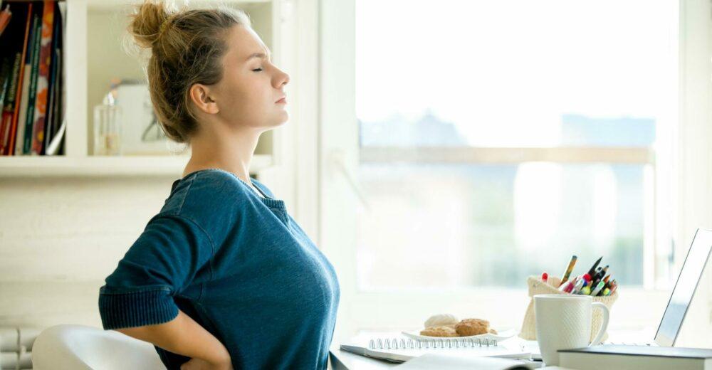 Smart working e sedentarietà: i consigli dell'osteopata