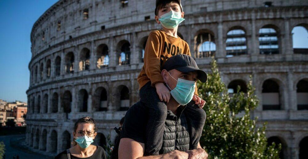 Coronavirus, Lazio e Basilicata sono le regioni meno colpite