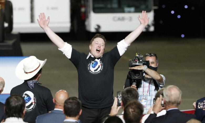 Photo of Crew Dragon, gli Stati Uniti tornano nello spazio con Elon Musk