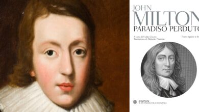 "Photo of John Milton e il ""Paradiso perduto"""