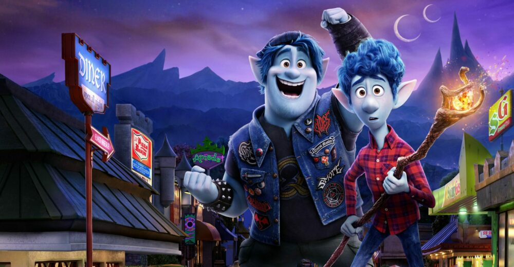 Onward, ben oltre la magia della filosofia Pixar