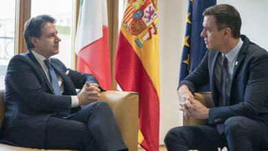 Photo of Italia e Spagna chiedono di accelerare riapertura frontiere Ue