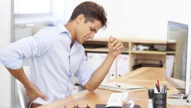 Photo of Mal di schiena da lockdown: cosa può fare l'osteopatia