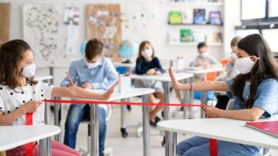 Photo of Scuola, si inizia il 14 settembre: tamponi e distanza di un metro
