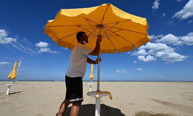 Photo of Come andremo in spiaggia quest'estate? Le linee guida dell'Iss