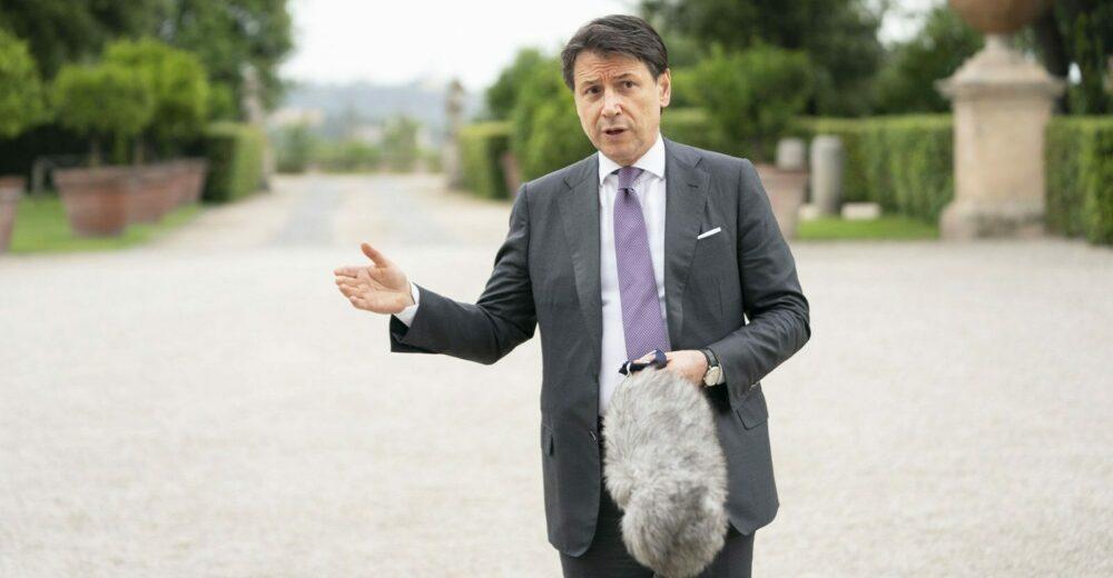 Stati generali, Conte: «In arrivo decreto per altre 4 settimane di cassa integrazione»
