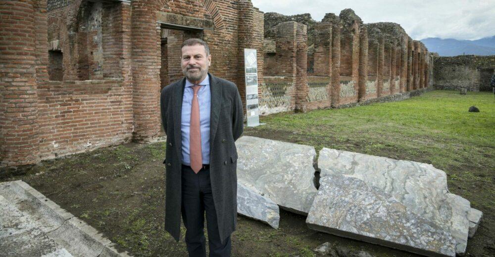 Da Pompei alla direzione dei musei dello Stato: chi è Massimo Osanna