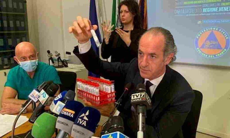 Photo of Coronavirus, risultato in 7 minuti a 12 euro: come funziona il test rapido sperimentato in Veneto