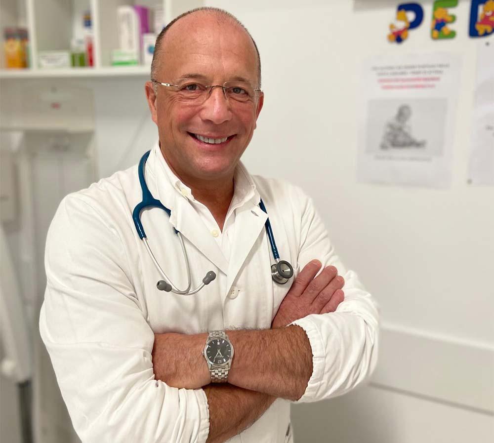 Giuseppe Felice pediatra e allergologo
