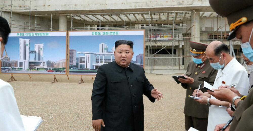 Primo caso di coronavirus in Corea del Nord: «Portato da un traditore del Sud»