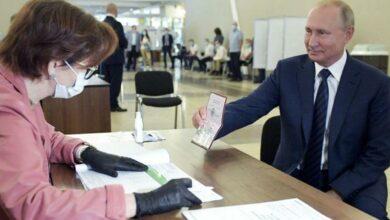 """Photo of Putin """"è per sempre"""": il presidente russo potrà rimanere al potere fino al 2036"""