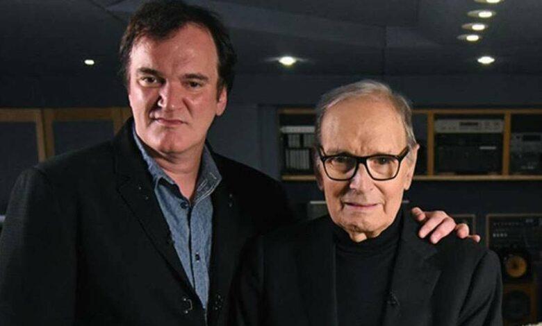 Photo of Tarantino omaggia Morricone: «Il re è morto. Viva il re»