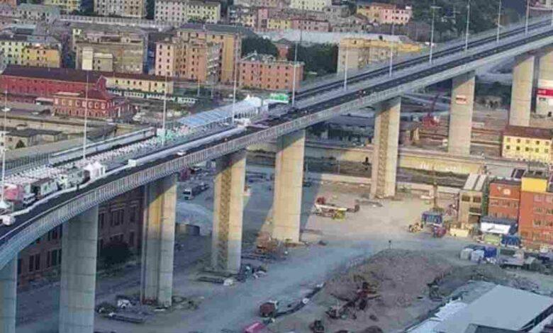 Photo of Dal crollo alla ricostruzione: il nuovo ponte di Genova è realtà