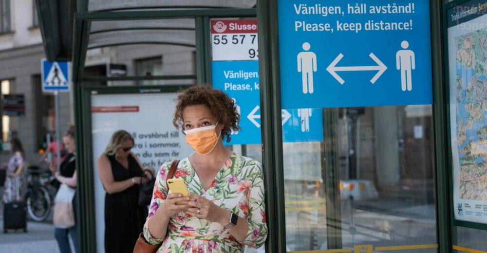 In Svezia l'obiettivo dell'immunità di gregge contro il coronavirus è fallito