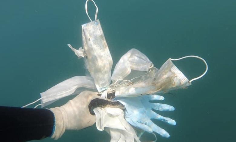 Photo of Coronavirus, allarme inquinamento: «In mare più mascherine che meduse»